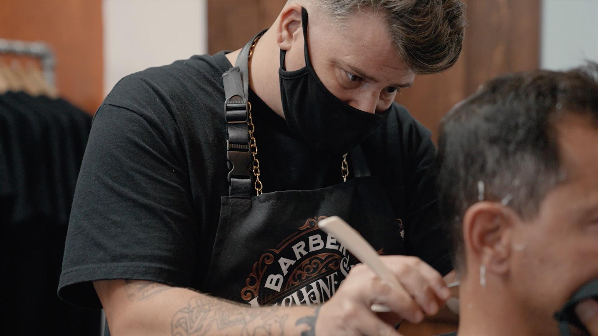 Machine Shop Barber Company